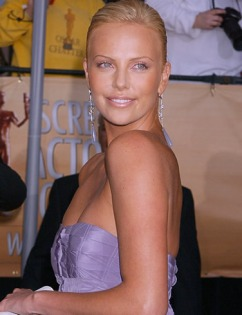 Celebrity - Charlize-theron